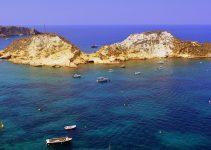 Acque nelle isole Tremiti | Traghetti Termoli Tremiti