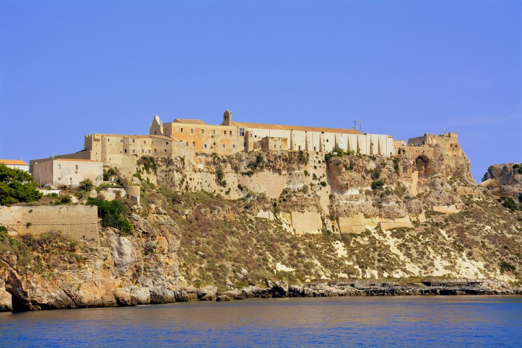 Castello Angioino Isole Tremiti | Traghetti Isole Tremiti